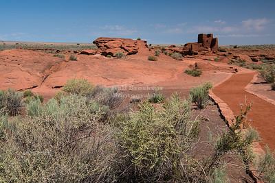 USA - Wupatki National Monument