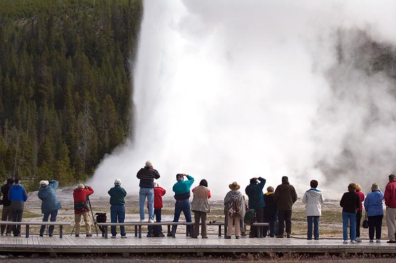 Yellowstone/Grand Tetons Spring 07