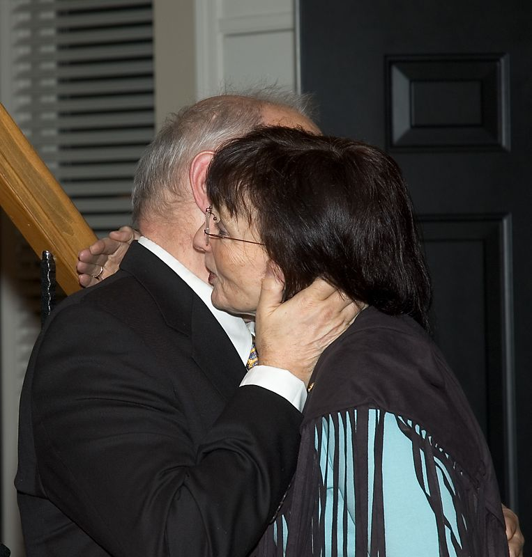 Larry and Joan