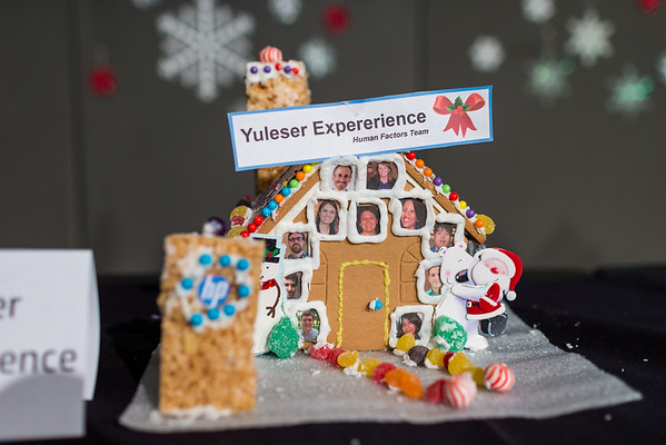 Gingerbread Cake Contest