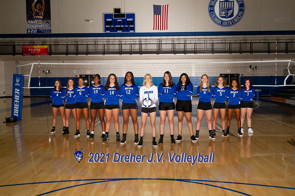 2021 JV Volleyball