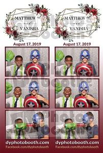 081719 Vanisha and Matthew PS