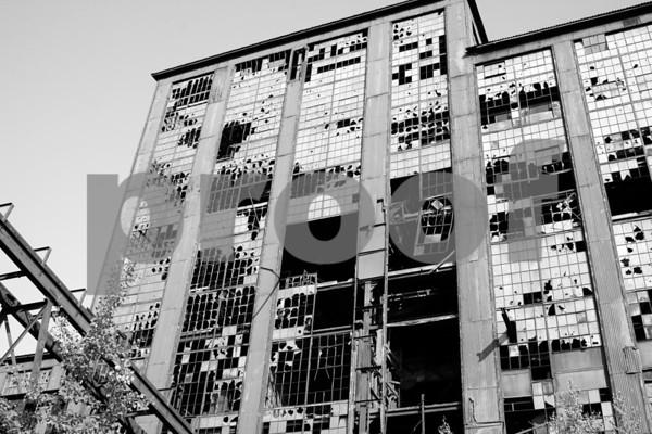 Abandoned Places - Ashley breaker/ Rocky Glenn Park