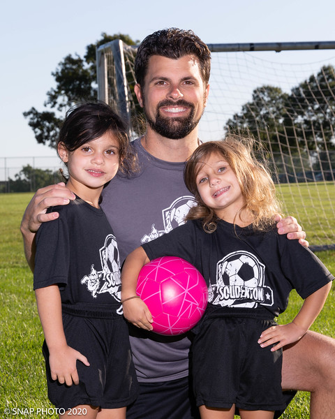 2020 Souderton Soccer Coach-Player Shots
