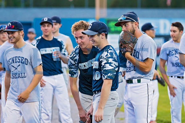 Alumni Baseball Game (Photos by Annalee Bainnson)