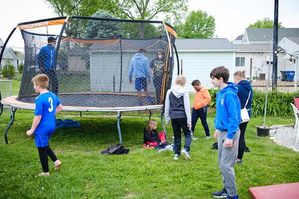 Going Away -Soccer Boy Scouts 2021
