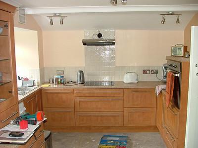 Dalton Gardens, Urmston kitchen install