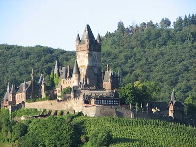 Cochem - Reichsburg Castle - June 26