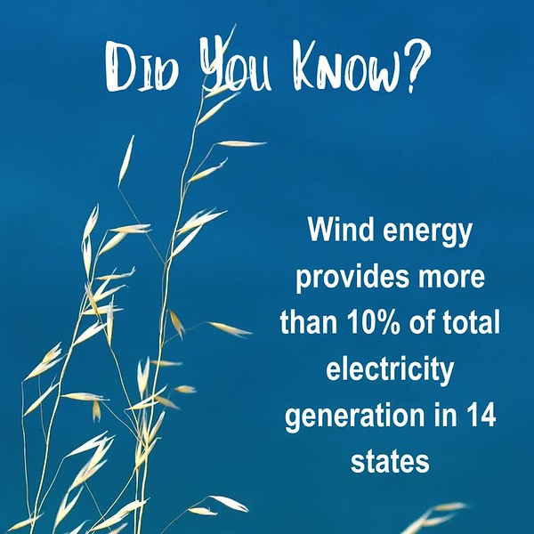 Copy of Wind energy provides more than 10% of total electricity generation in 14 states.mp4