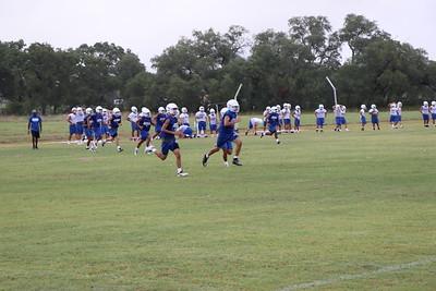 Aug 6 2aDay practice