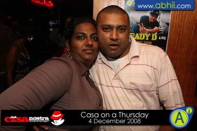 Casa - 4th December 2008