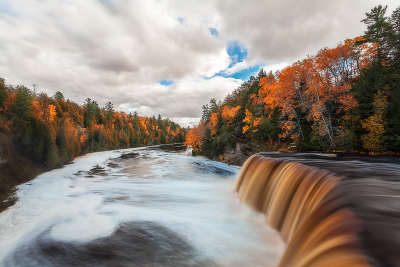 Taquemenon Falls, Michigan