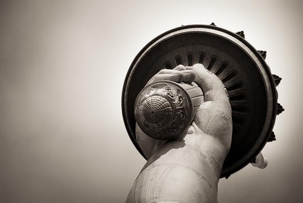 Statue of Liberty & Ellis Island NM