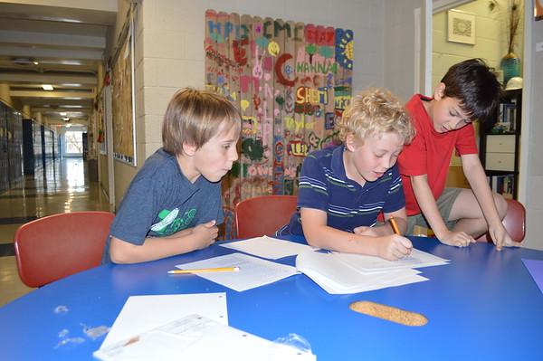Middle School Math Club