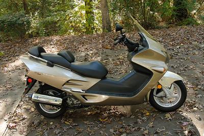 2002 Honda Reflex (Gold)