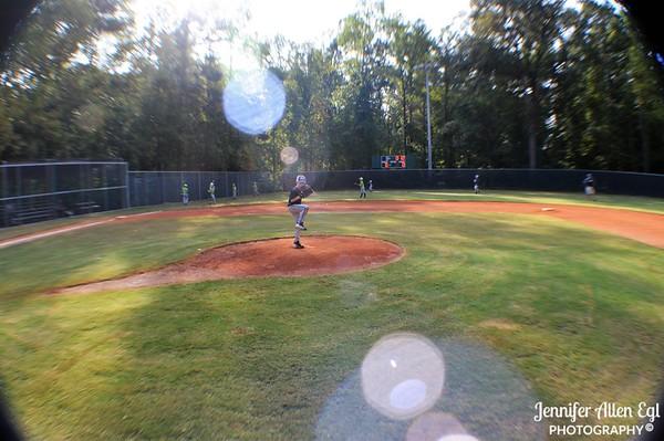 East Marietta Little League 9/17/2016 Blue Devils vs Athletics