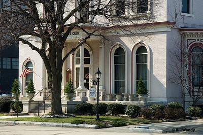 Historic Dayton Vistorians, Bossler Mansion, Women's Club