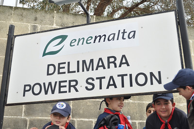 Careers Season Activity 2 - Delimara Power Station - Saturday 13th March 2010