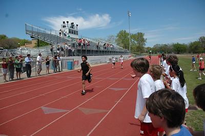 Fifth Grade Track Meet