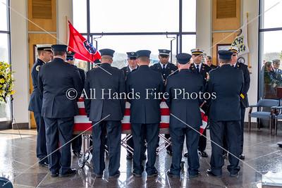 20180323 - Funeral for Nashville Firefighter Jesse Reed