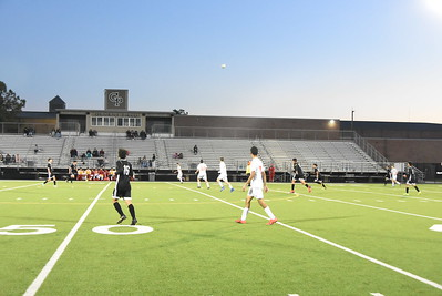 2020 Boys Soccer vs Crosby