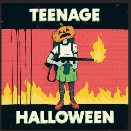 TEENAGE HALLOWEEN'S DEBUT ALBUM FILLED WITH  ENERGY, LOVE & UNITY