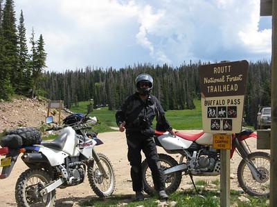CO- Buffalo Pass (Routt/Jackson Cnty.'s)