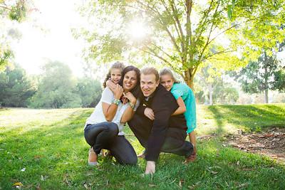 Pine Family September 2014