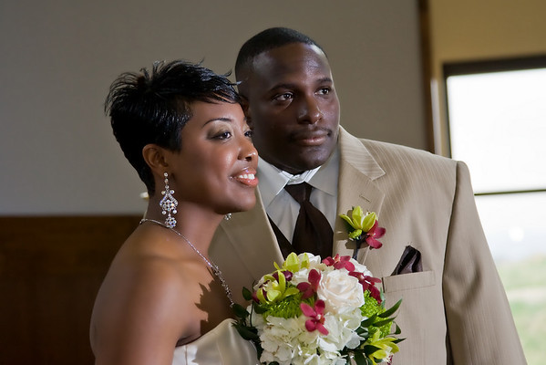 Iffie and Rayshun Wedding