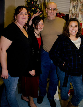 Family Christmas Eve Dinner - 2011