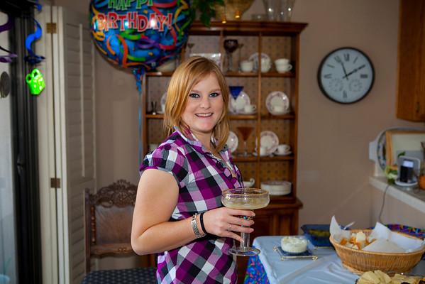 Emily's 21st Birthday