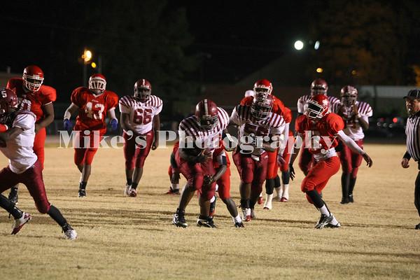 Pine Bluff at  McClellan Football 2011