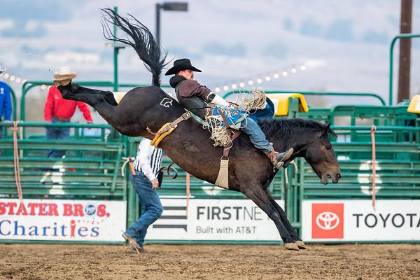 2021 San Bernardino Sheriffs Rodeo - Sunday