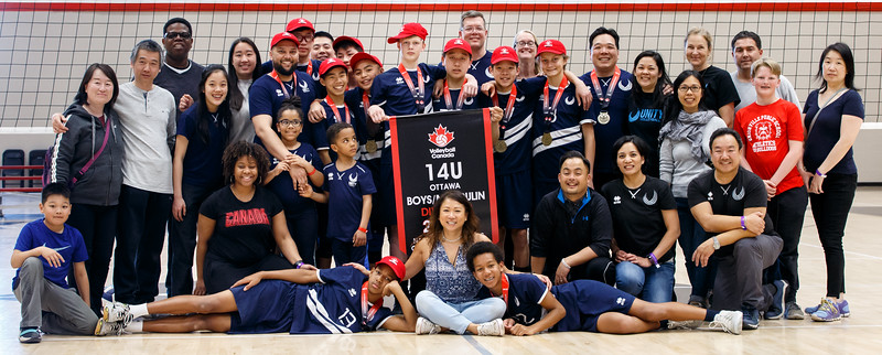 2019 Volleyball Canada 14U Nationals