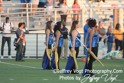 10-04-2013 Gaithersburg HS Marching Band, Photos by Jeffrey Vogt Photography