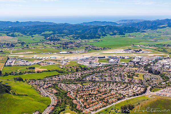 SBP - San Luis Obispo County Regional Airport