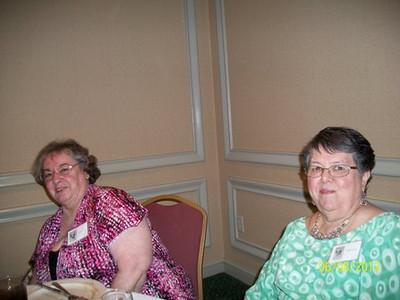 Louise A. Poirier & Elaine Charest