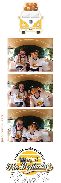 Kennesaw State University- Move In Day 2021