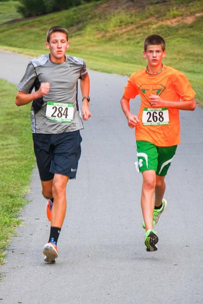 8K & 5K Races - Greenway