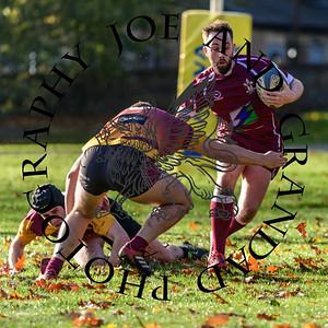 Burley RUFC 1XV v Morley RFC Saxons