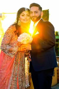 Faisal and Marium Walima
