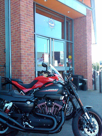 Ulysses and Multistrada