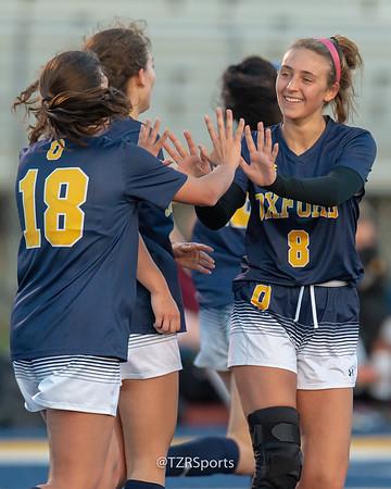 Girl's Varsity Soccer vs. Davison 5/7/2019