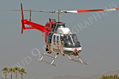 Bell 206 Jet Ranger Civilian Fire Fighting Helicopter Pictures