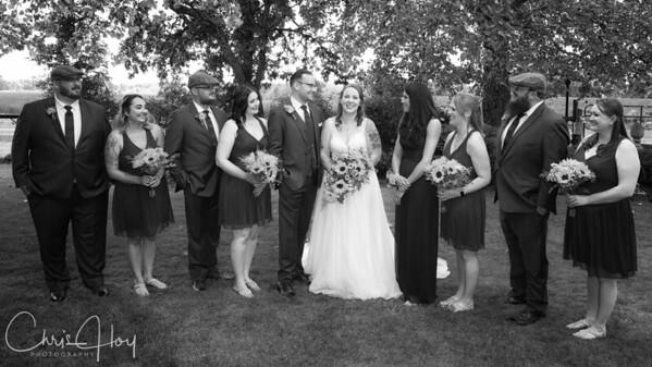 Erika & Aaron Wedding