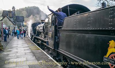 Llangollen Railway 2020