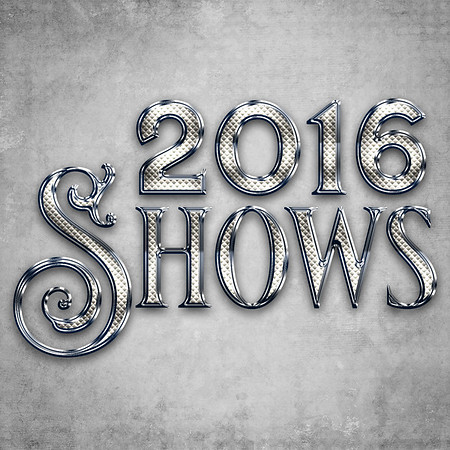 2016 Shows