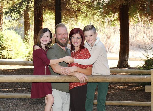 Miller Family 2019
