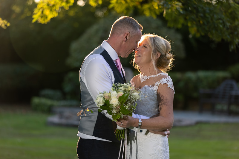 Andrew and Tracey @Weeton Church and Singleton Lodge