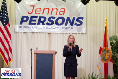 Jenna Persons Campaign Kick-Off